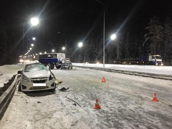 За два дня на дорогах Югры погибли два человека