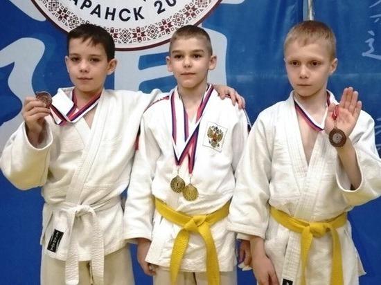 В Саранске прошел межрегиональный турнир по дзюдо