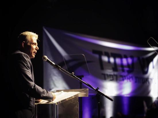 Еш Атид открывает предвыборную кампанию