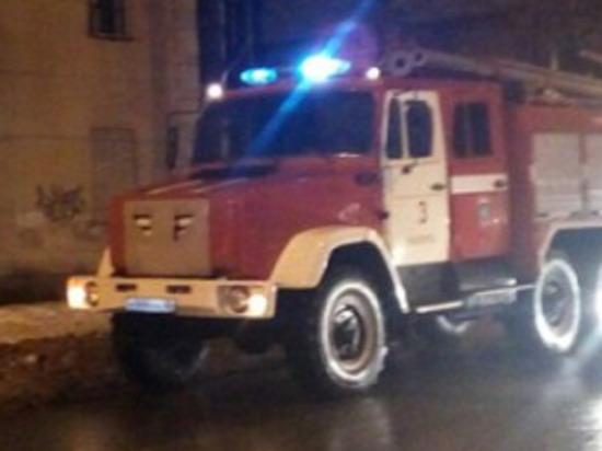 Мужчина погиб в пожаре жилого дома под Мосальском