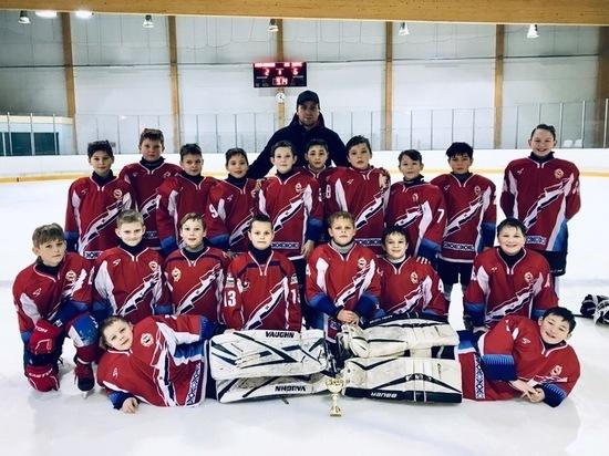 Десятилетние хоккеисты из Мордовии - призёры первенства ПФО