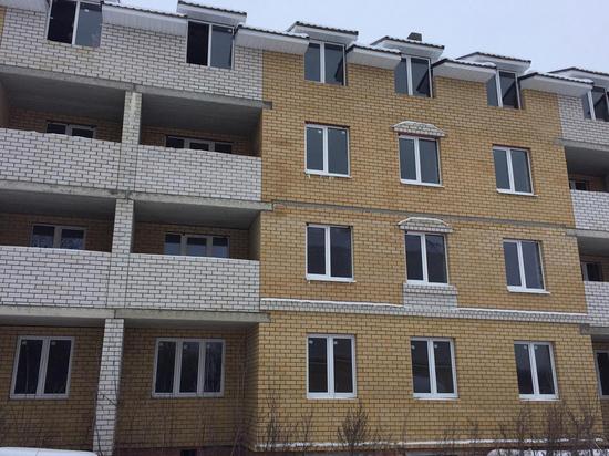 Обманутые дольщики в Твери увидят крышу дома своего