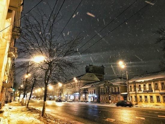 На Тверскую область надвигаются снегопады