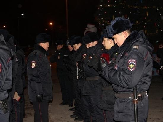 В праздники калмыцкие полицейские пресекли 58 преступлений