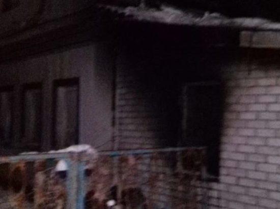 В пожаре сгорел заживо 68-летний ульяновец