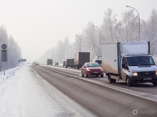Дорожные камеры установили на въезде в столицу Кузбасса