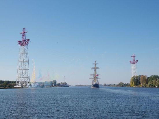 «Стильные» вышки ЛЭП в Калининграде попали в книгу «Рекордов России»