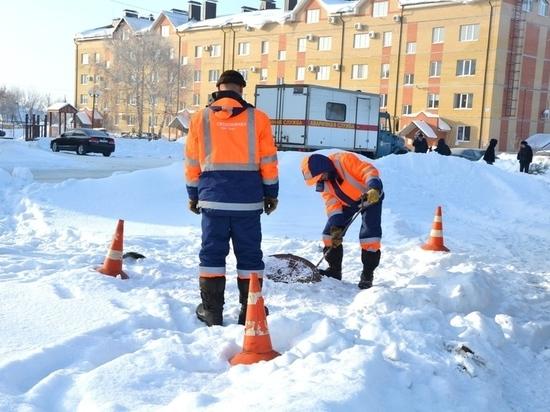 «Росводоканал Оренбург» отработал праздники в усиленном режиме