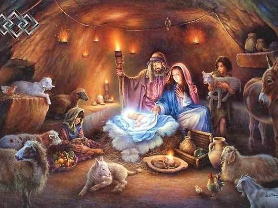 Рождественское чудо в Калмыкии