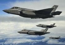 Эксперты объяснили нецензурную брань военных в адрес истребителя F-35