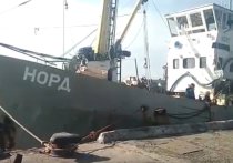 Капитана задержанного судна «Норд» вновь отказались судить
