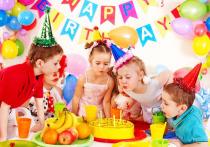 Как провести день рождения ребенка по американскими традициям