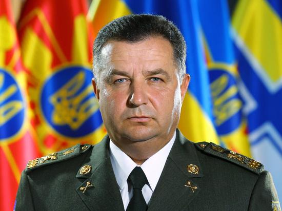 """Министр обороны Украины назвал """"открытое нападение на наши военные корабли в нейтральных водах"""" неожиданными действиями России"""