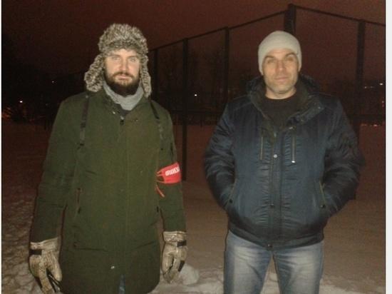 На новогодних каникулах в Смоленске работал отцовский патруль