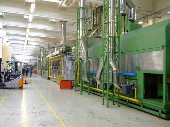 В Камешково планируется расширение производства линолеума
