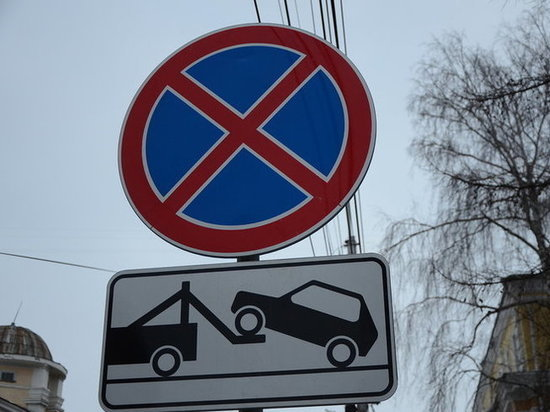 Петербуржцев хотят штрафовать за парковку у больниц и кладбищ