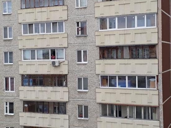 Житель Москвы вышел на балкон полюбоваться видами и обнаружил тело соседа