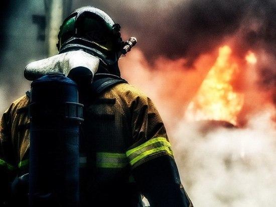 Пенсионерка в Мордовии не смогла выбраться из горящей квартиры