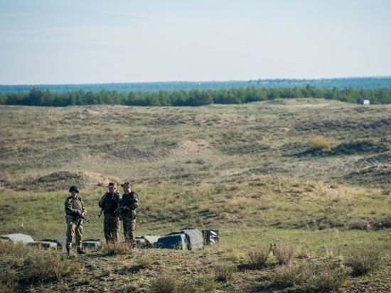 Под Волгоградом стреляли зенитчики
