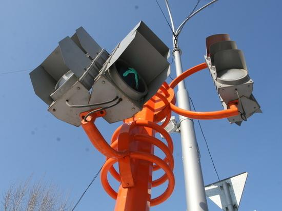 В Кемерове отключили светофор на пересечении улиц