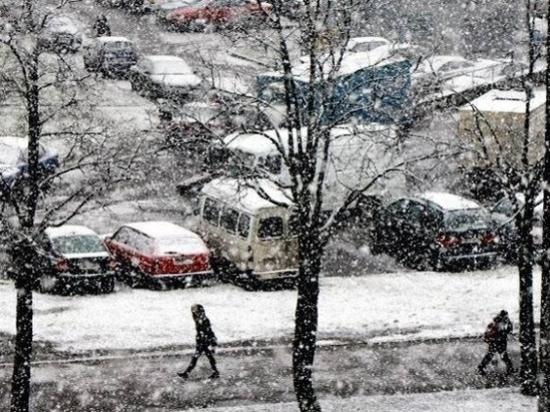 Волгоградцев ждет сильный снегопад