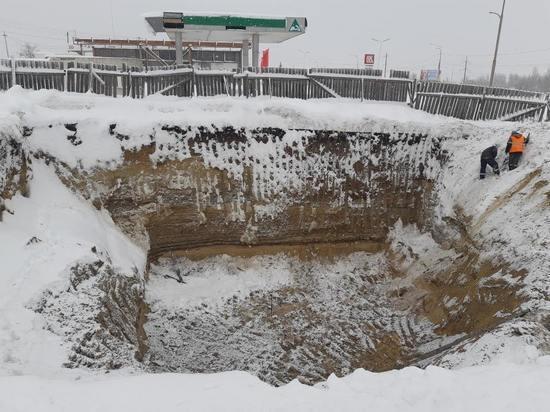 «КВС» ведет строительство канализационной станции в поселке Зональный
