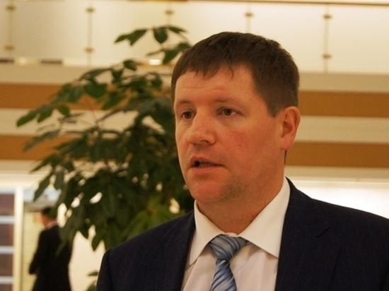 Свердловский вице-губернатор Бидонько лишился мандата