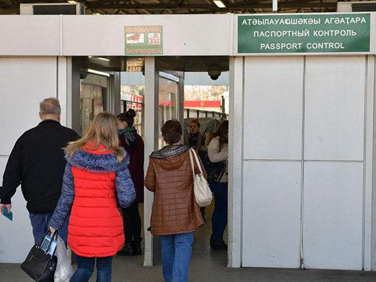 На Кубани пограничники задержали россиянку, находящуюся в федеральном розыске