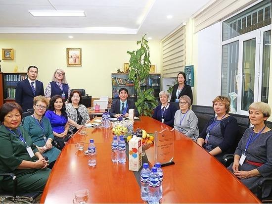 Школа из Бурятии провела фестиваль русского языка в Монголии