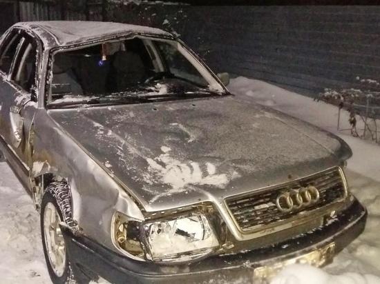 В Тамбовском районе 18-летний водитель перевернулся на