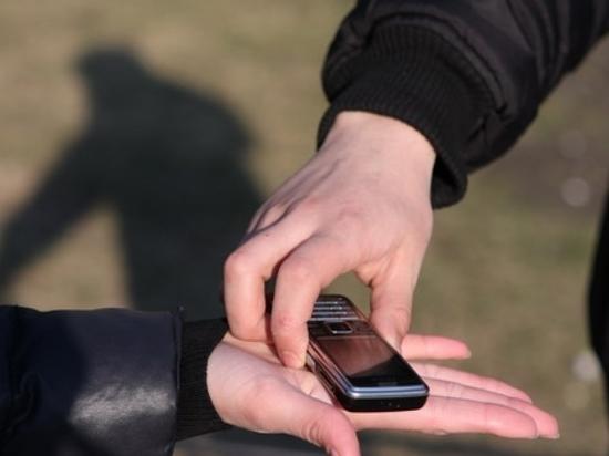 Полицейские задержали тамбовчанина, укравшего телефон из автомобиля