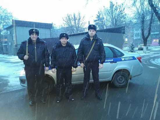 Росгвардейцы задержали грабителей в Прохладном