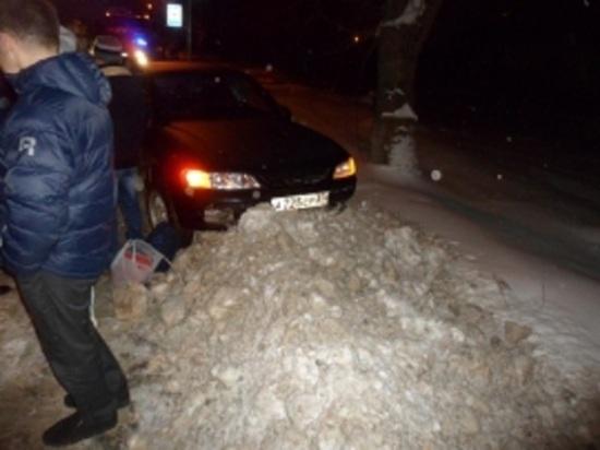 В Кинешме местный житель пострадал под колесами автомобиля