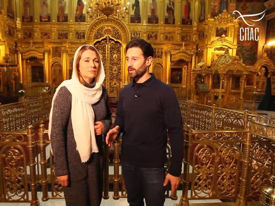 Известные супруги Макарские сняли телепередачу о калужских святынях
