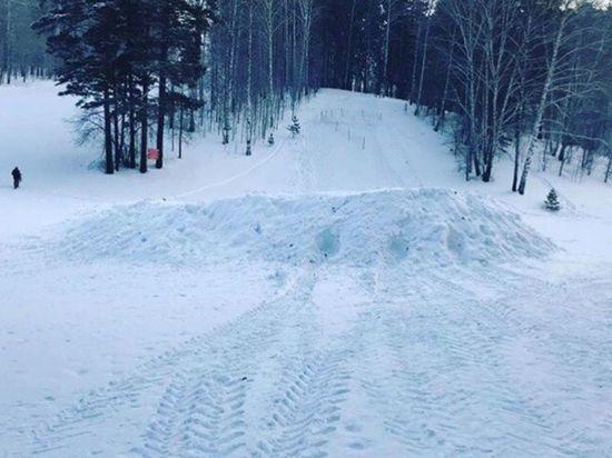Новокузнечанка серьёзно травмировала спину на открытии горнолыжного сезона