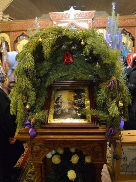 В Саранске храм стал местом проведения большого праздника