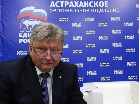 Виктор Акишкин бросил «Единую Россию» ради инфекционки