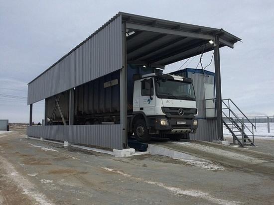 Современный полигон ТБО начал работу в Волгоградской области