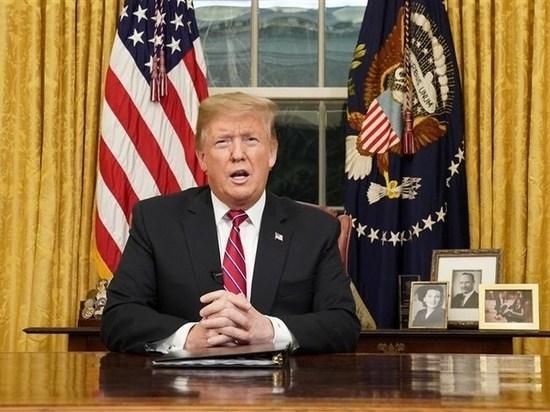 Трамп агитировал за стену, но мало кого переубедил