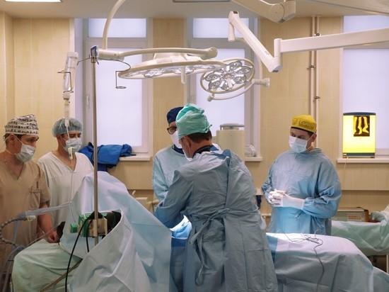 Нижегородские медики провели уникальную операцию по лечению ложного сустава голени