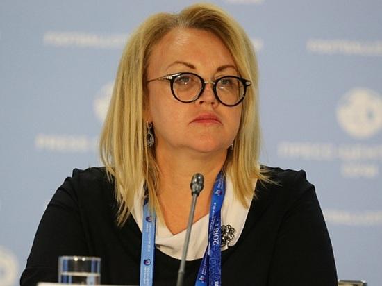 Вице-мэром Сочи стала Марина Бралюк