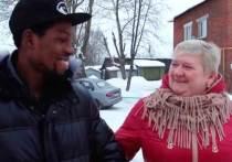 50-летнюю русскую вдову нигерийского принца унаследовал его 30-летний брат