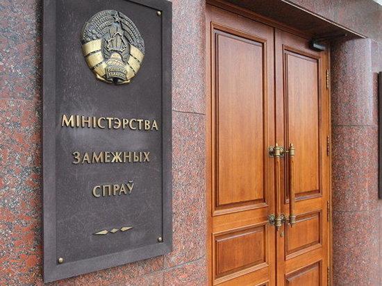 Белоруссия подтвердила переговоры с США для улучшения отношений