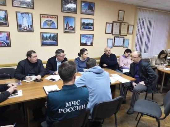 Прокуратура начала проверку по факту аварии на тепловых сетях в Ясногорске