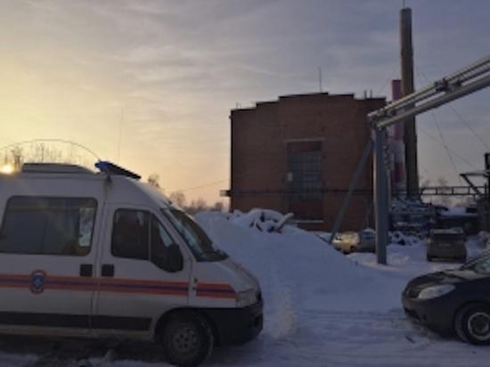 МЧС: в Ясногорске произведен запуск отопительного котла