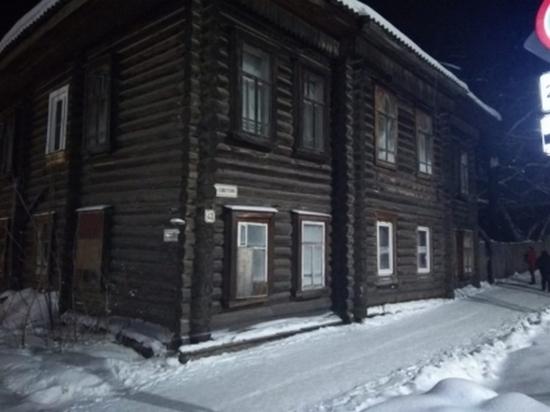 В Слободском маленькие дети сожгли квартиру пока мать была у соседа