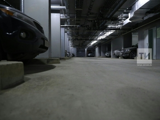 В Казани откроется новый паркинг на 230 машиномест