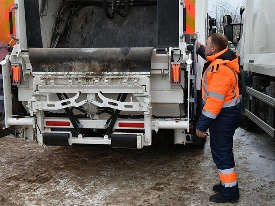 За вывозом мусора в Кирове следит автоматизированная система