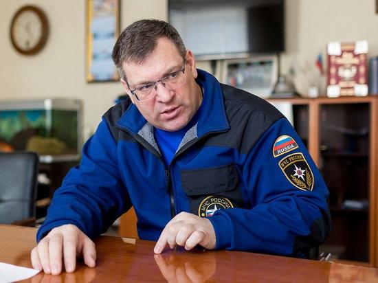 Уголовное дело против бывшего руководителя МЧС Томской области передано в суд
