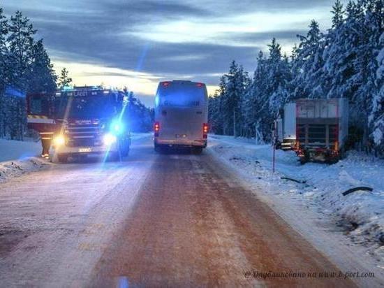 Новости о жителях Мурманской области, пострадавших в ДТП в Финляндии